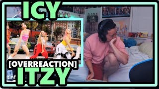 ITZY - ICY MV *OVERREACTION* [it's ADDICTINGGG]