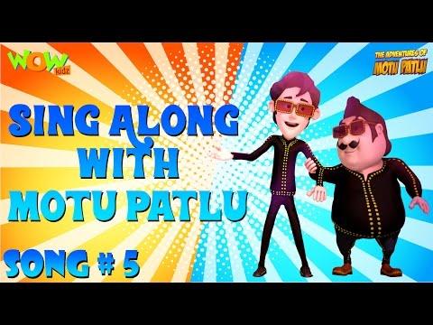 Motu Patlu Title Song Vr.5 thumbnail