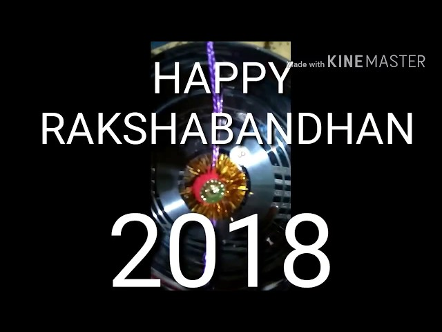 Raksha bandhan new 2018 heart touching  video by GANESH