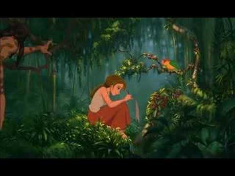Tarzan - Strangers like me (Russian)