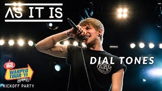 As It Is - Dial Tones (Live  2015 Warped Tour Kickoff Party)