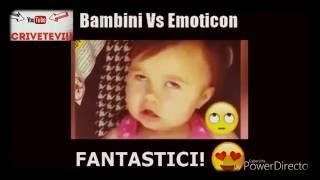 {[Video Divertenti]} Bambini Vs Emoticon!