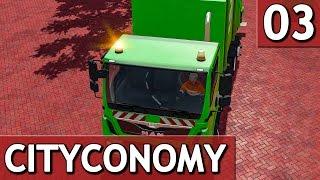 CityConomy #3 PLASTE SAMMELN Stadt Service Simulator