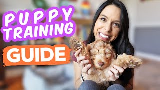 10 PUPPY HACKS EVERY PET PARENT SHOULD KNOW  Made puppy training SO EASY!!