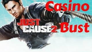 Just Cause 2-Casino Bust Full Mission HD