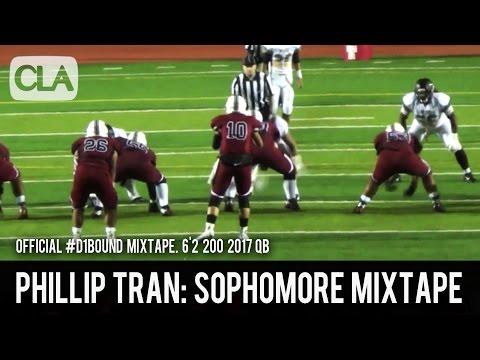 Phillip Tran Football Highlights: 6'2 200 QB 2017 (Fremont HS, CA) - CollegeLevelAthletes.com