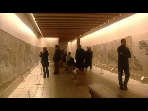 Obras-primas do Museu Britânico - O Leão do Império Assírio - BBC