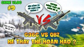 G36C vs QBZ AI LÀ KẺ THAY THẾ HOÀN HẢO CHO SCARLIGHT ?