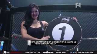 ONE Championship 31: Odyssey of Champions - Fight Network Recap