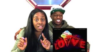Gucci Mane - Make Love Feat. Nicki Minaj - REACTION