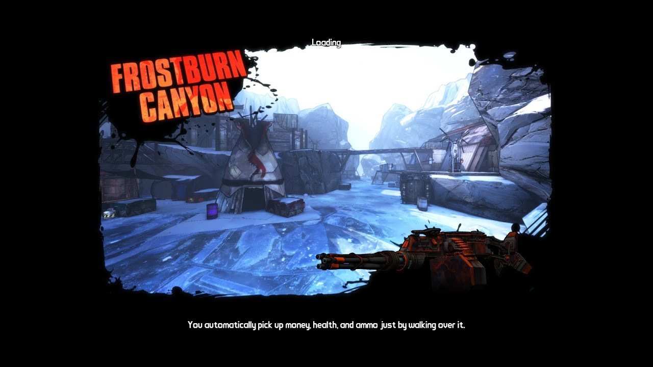 Borderlands 2 Frostburn Canyon Enkindling – Wonderful Image
