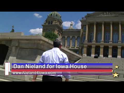 Dan Nieland For Iowa House
