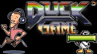 Duck Game Funny Moments - Duck Game Gameplay w/ Bros | Birdalert