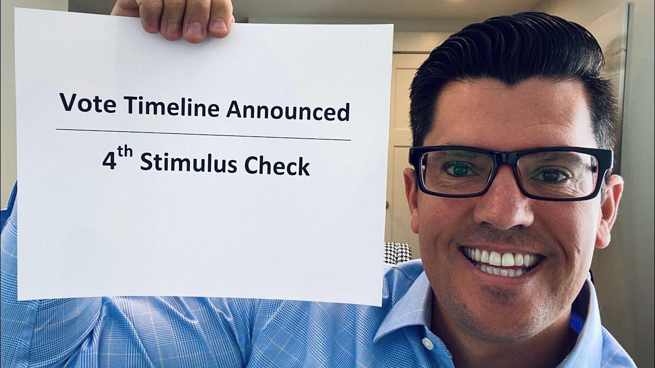 Republicans Demand Audit   Fourth Stimulus Check Update   $3.5 Trillion Bill