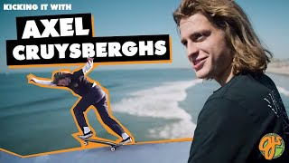 Kicking It With... Axel Cruysberghs | OJ Wheels