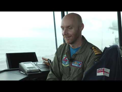 HMS Queen Elizabeth first deck landings | Royal Navy