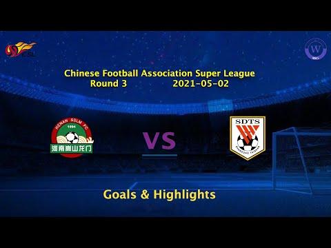 Henan Jianye Shandong Taishan Goals And Highlights