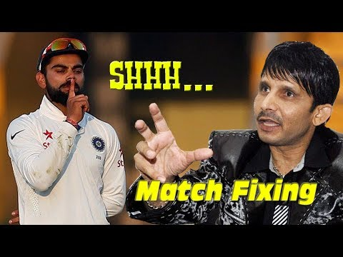 KRK Claims, India vs Pakistan Final Match Was Fixed