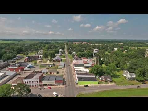 Princeton, NC - Fly Over Video