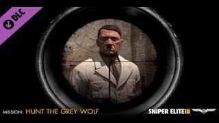 Sniper Elite 3 Охота на Серого Волка КАК УМЕР ГИТЛЕР СМЕШНАЯ НАРЕЗКА