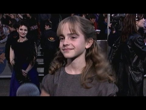 'Harry Potter and the Sorcerer's Stone' Premiere Mp3