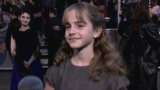 'Harry Potter And The Sorcerer's Stone' Premiere