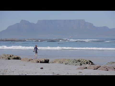 #AfricaAsOne Part 1: The journey begins. Filmed in South Africa with DHL Africa