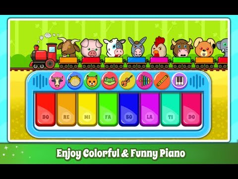 Music Games For Kids >> Baby Piano Games Music For Kids Toddlers Free Apps On Google Play