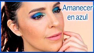 Tutorial maquillaje Amanecer en Azul | Silvia Quiros Makeup