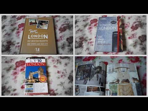 BOOK RECOMMENDATION   Travel guides for London