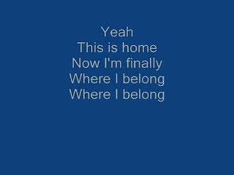 This is home with lyrics  switchfoot
