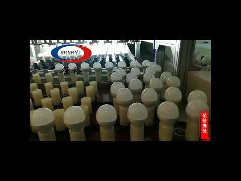 LED Bulb Automatic Assembly Line Fully automatic