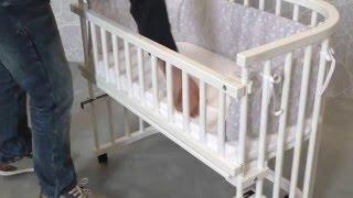 babybay - Montage Verschlussgitter