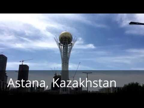 Astana sights and tourist attractions