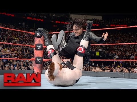Jeff Hardy vs. Sheamus: Raw, May 15, 2017