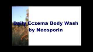 Neosporin Eczema Cream Body Wash Thumbnail
