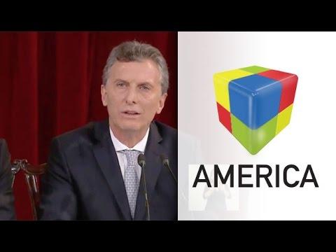 Mauricio Macri: Unidos seremos imparables