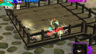 Игра черепашки ниндзя 2003 PC прохождение HD (тур 6\1 - 6\4) mike