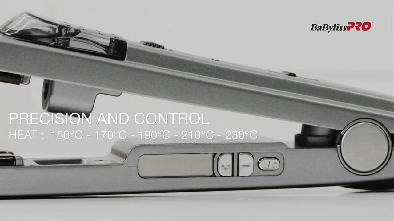Steampod Loreal — профессиональный стайлер для волос / утюжок для .