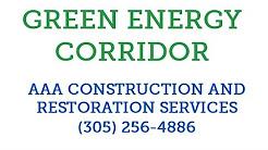 The Green Energy Corridor - Ygrene Contractor AAA Construction