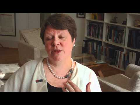 Past Roles - Interview with Prof. Julia King