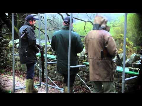 Abbeystead Clay Pigeon Shoot
