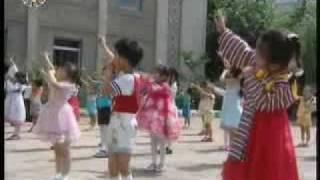 Kindergarten in Chongjin (DPRK)