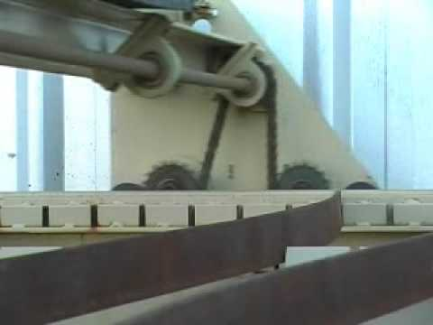 Roller Chain Drive Plasma Table Youtube