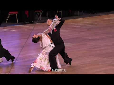 Qiu Yuming - Wei Liying CHN, English Waltz, WDSF GrandSlam Standard 2019