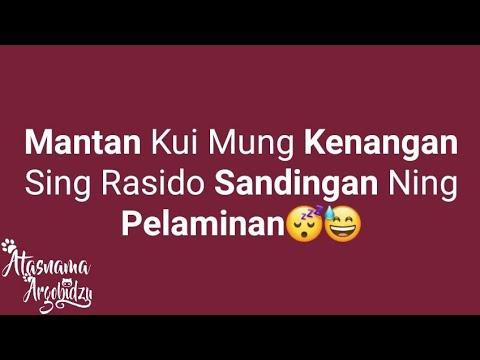Kumpulan Caption Jowo Buat Status 93 Mantanmasa Lalu