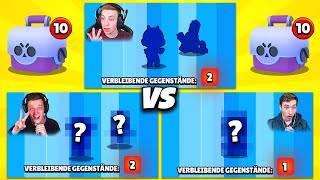 3er BIG BOX OPENING BATTLE eskaliert! 😨 CLASHGAMES VS LUKAS VS JONAS! ★ Brawl Stars deutsch