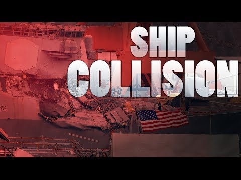 US NAVY USS FITZGERALD COLLISION
