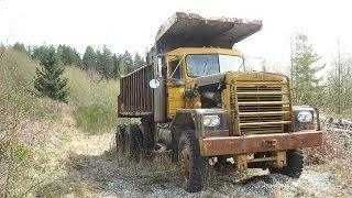 Kenworth 849 Off Highway Dump Truck
