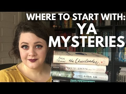 Where to Start with YA Mysteries & Thrillers
